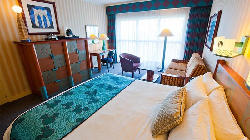Habitaciones en Hotel New York