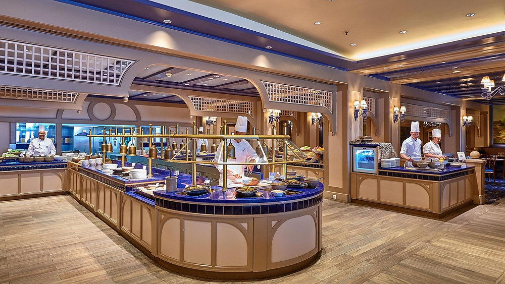 Restaurantes Buffet en Disneyland Paris