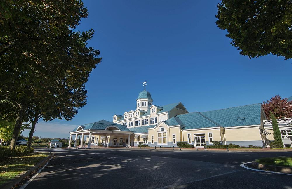 El hotel Disney's Newport Bay Club se convierte en centro de vacunación masiva