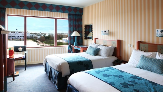 Hotel New York Disneyland Paris