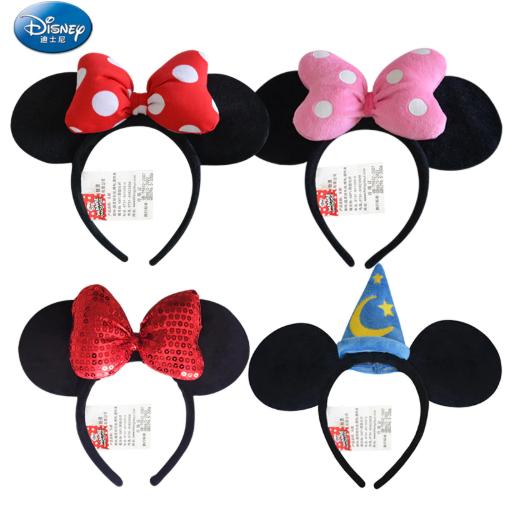 Mi colección de diademas con orejas para los Parques Disneyland Paris