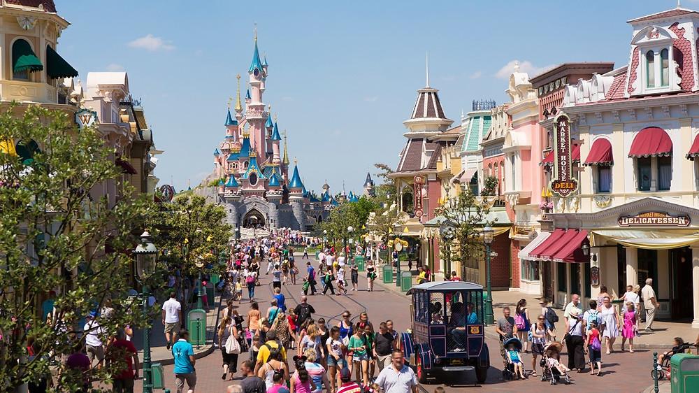 Los secretos del Parque Disneyland Disneyland Paris
