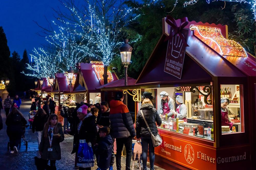 L'hiver gourmand de Disneyland París