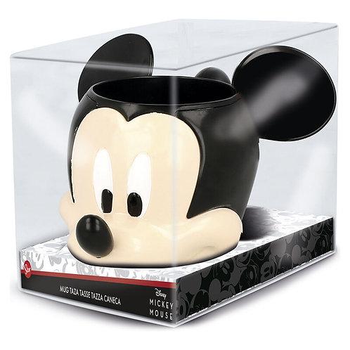 Taza 3D Cabeza Mickey Disney