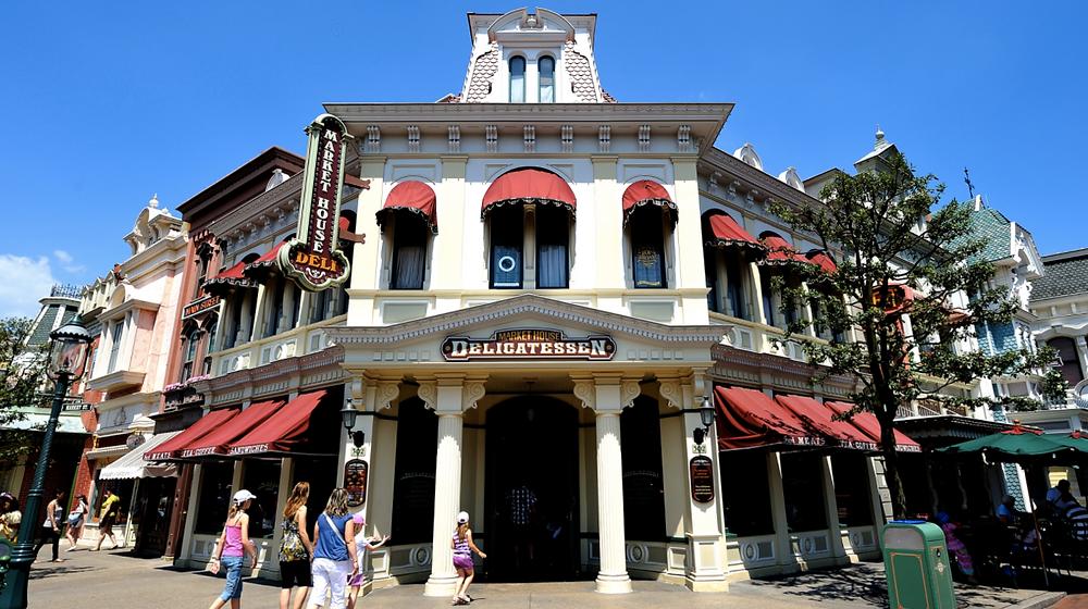 Market House Deli Disneyland Paris restaurantes