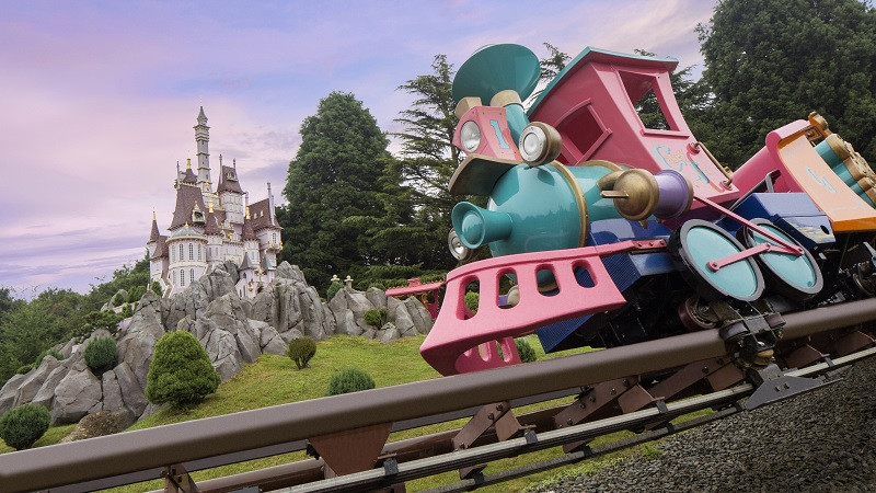 Casey Jr. - le Petit Train du Cirque Disneyland Paris