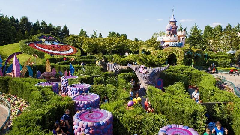 Descubre Fantasyland en el Parque Disneyland de Disneyland Paris