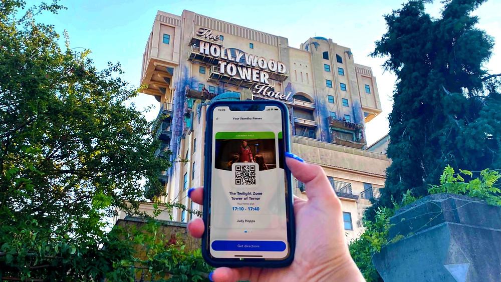 Standby Pass llega a las atracciones de Disneyland Paris