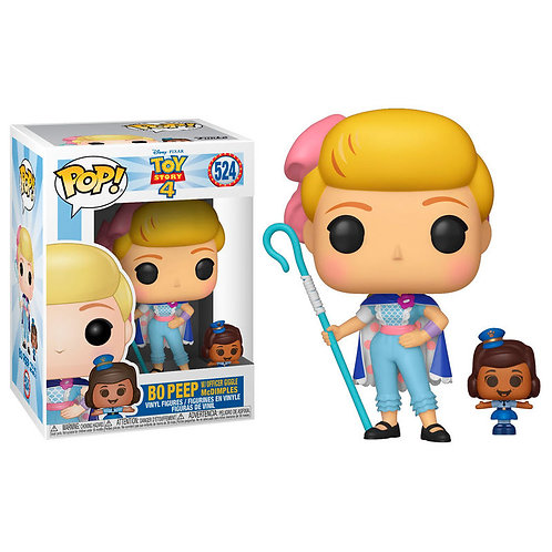 Figura POP Bo Peep with Officer McDimples Toy Story 4
