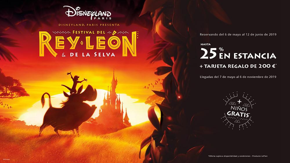 Oferta Verano Mágico en Disneyland Paris