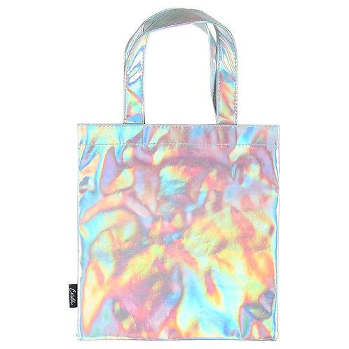 Bolso shopping iridiscente Minnie