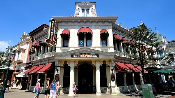 Descubre Main Street, U.S.A en el Parque Disneyland de Disneyland Paris