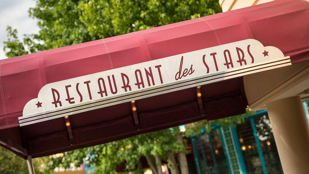Restaurant des Stars Walt Disney Studios