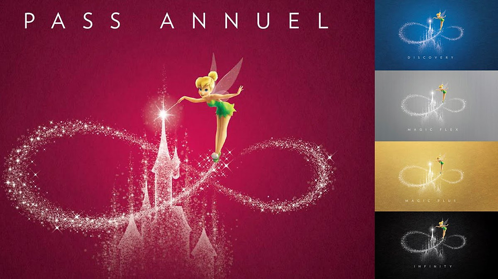 Pases Anuales de Disneyland Paris: ventajas y desventajas