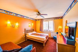 Hotel Santa Fe Disneyland Paris ofertas reserva descuento