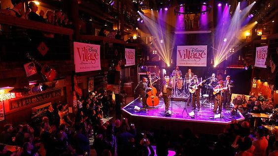 Conciertos en Billy Bob's Disney Village