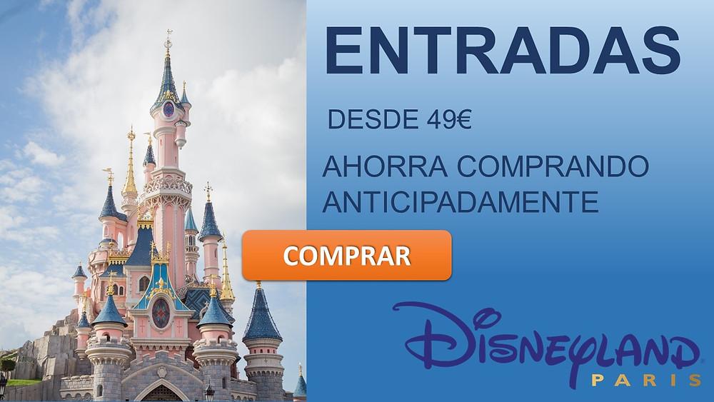 Enlaces que debes tener: Disneyland París Guia Ayuda Informacion Consejos