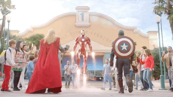 Nueva atracción de Marvel Disneyland Paris