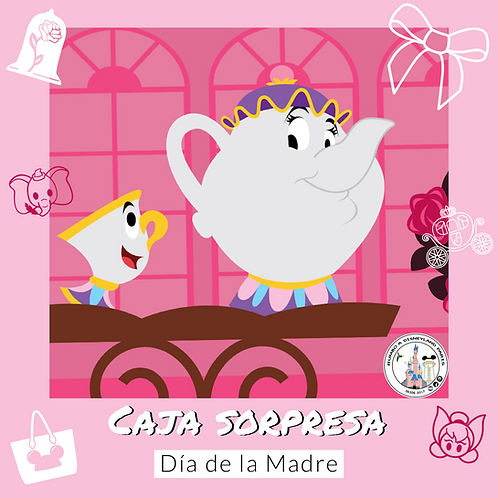 Caja sorpresa Día de la Madre
