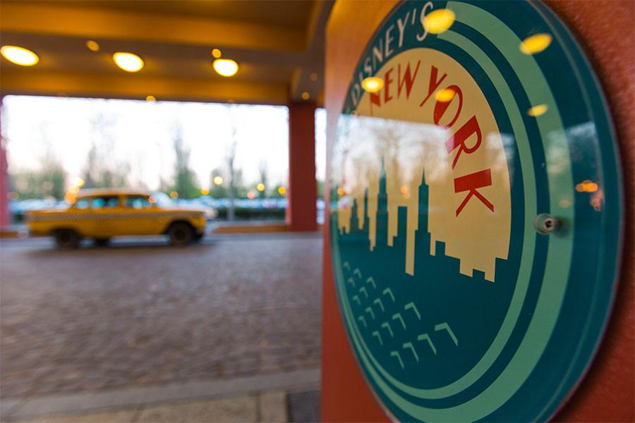 Hotel New York® Disneyland Paris informacion reservas precio oferta