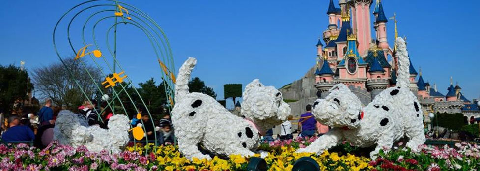 Parqu Disneyland Paris información atracciones consejos