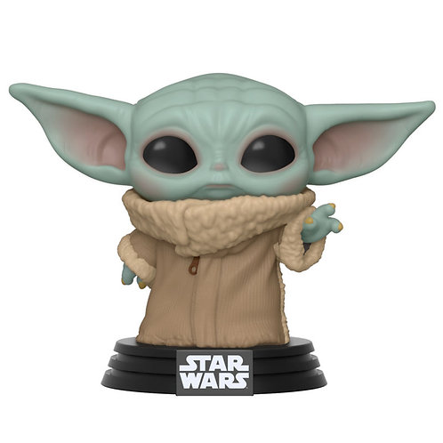 Figura POP Star Wars Mandalorian Yoda The Child