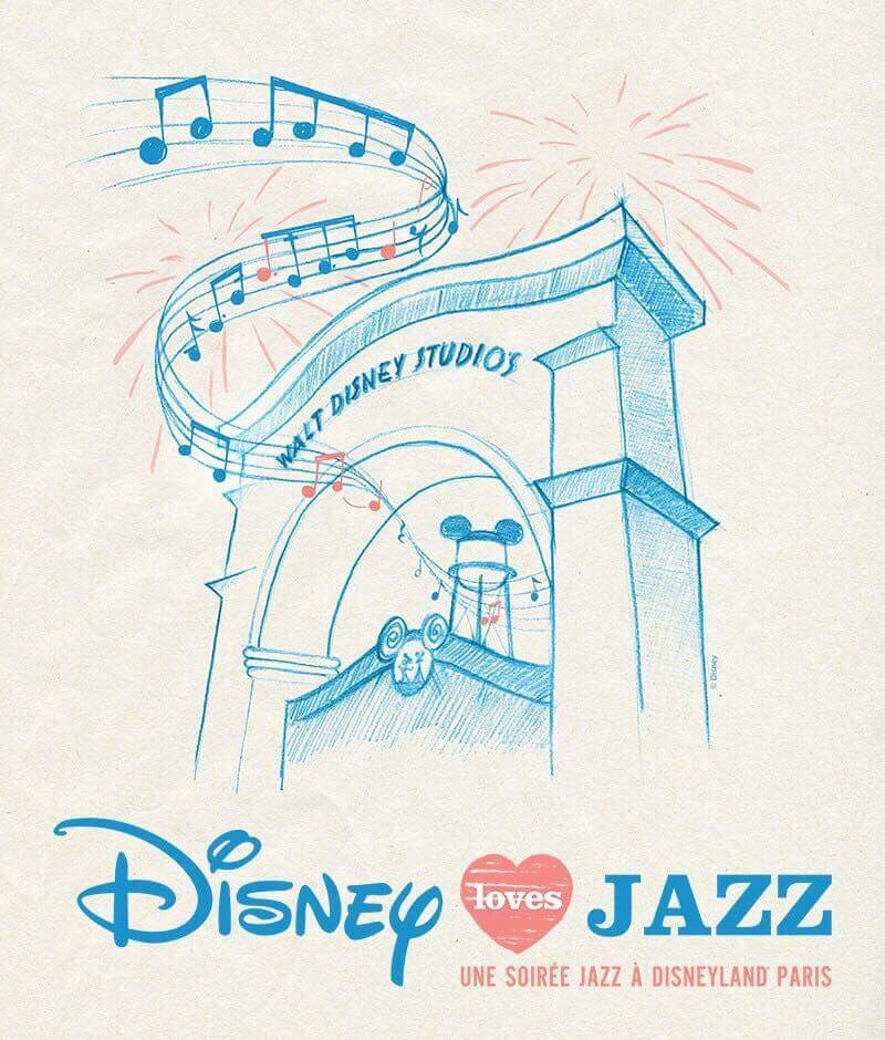 Disney Loves Jazz Disneyland Paris