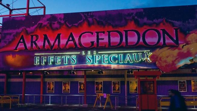 Armageddon : les Effets Spéciaux en Disneyland Paris