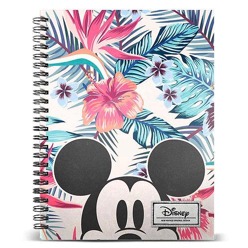 Cuaderno A5 Mickey