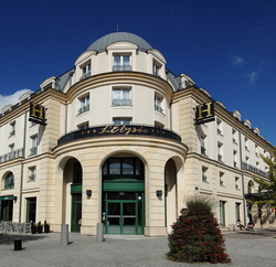 Hôtel l'Elysée Val d'Europe Disney