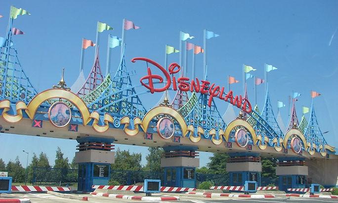Aparcar en Disneyland Paris, coche, moto, caravana, autocaravana, viaje, parking