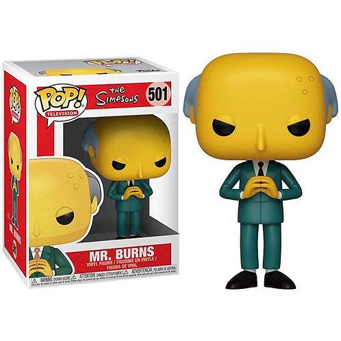 Figura POP Simpsons Mr Burns