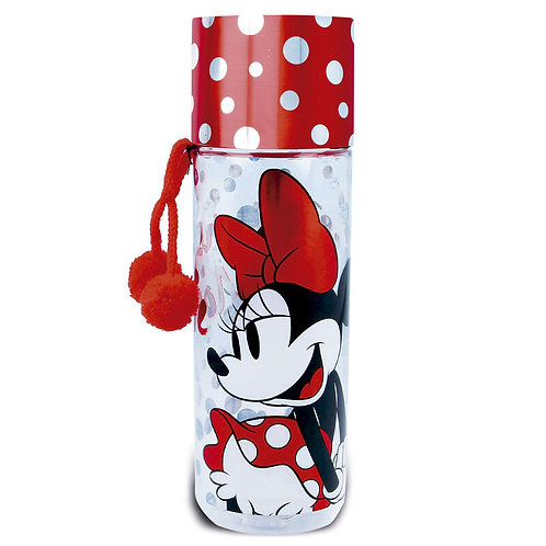 Botella tritan Silver Minnie 590ml