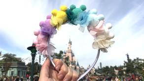 Mi colección de diademas con orejas para Disneyland Paris