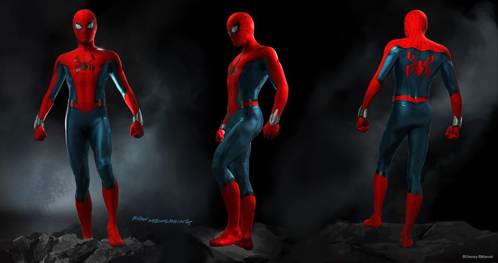 Spider-Man Disneyland Paris Resort WEB BMI