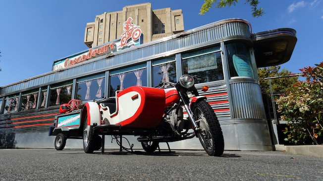 Café des Cascadeurs en Walt Disney Studios