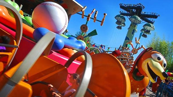 Toon Studio Walt Disney Studios Disneyland Paris