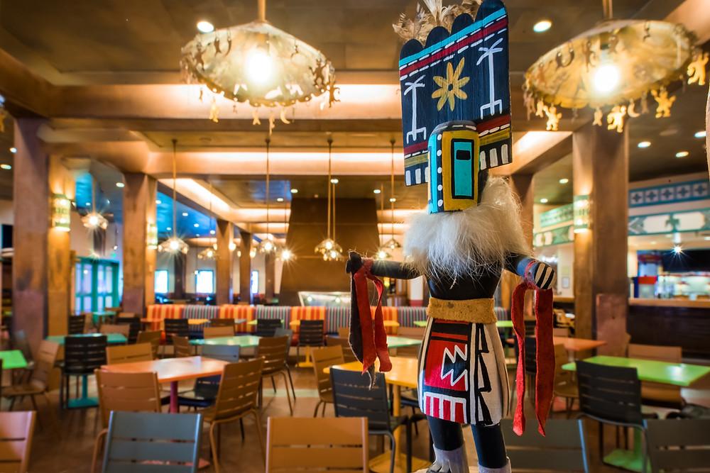 La Cantina en Hotel Santa Fe