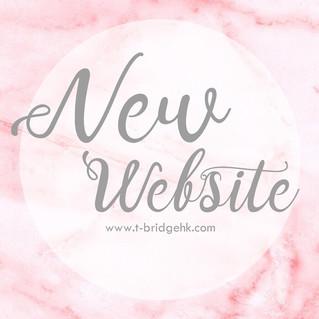 最新近況|Our New Website