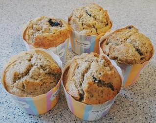 甜品食譜|烏龍紅茶藍莓鬆餅