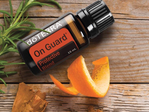 On Guard Essential Oil & Crystal Collection