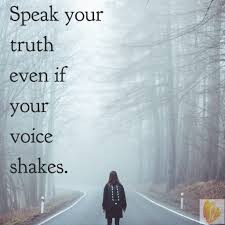 Speaking your Truth and Being Heard