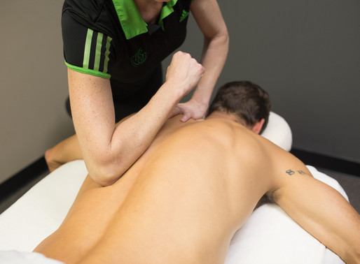 Massage Therapy Indoors: How We're Keeping You Safe & Stress-Free with Massage During the COVID Era