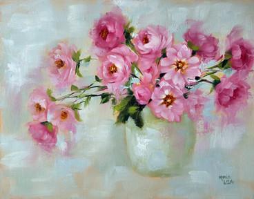 Kimberely's garden roses