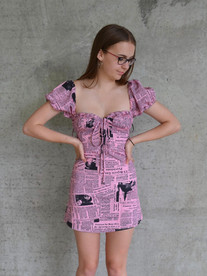 VENUS DRESS REPLICA