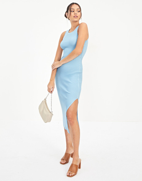 neave-knit-midi-dress-forget-me-not-fron