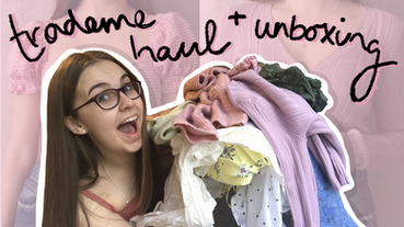 Trademe haul and unboxing thumbnail.png