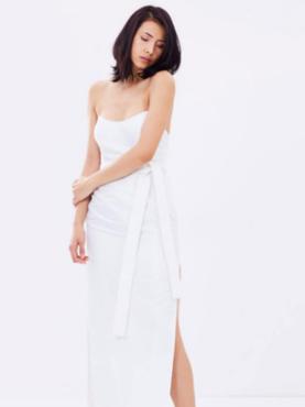 Irreplaceable Bustier Dress