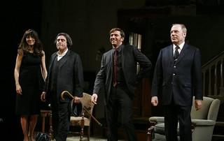 with Eve Best, Ian McShane, & Michael McKean