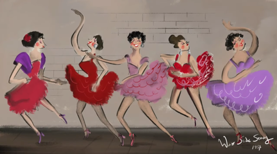 Illustration by Tug Rice for Broadway.com